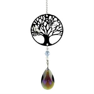 Bilde av Lysfanger -Tree of Life crystal string & rainbow
