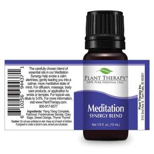 Bilde av Meditation Synergy Essential Oil - eteriske oljer