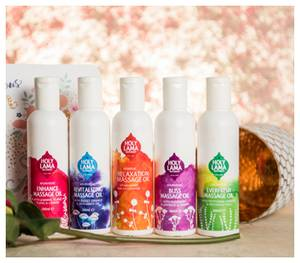 Bilde av Holy Lama Ayurvedic Massage Oil Everfresh