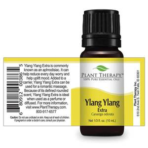 Bilde av Ylang Ylang Extra Essential Oil  10 ml