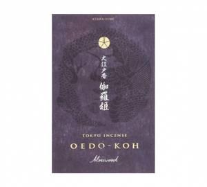 Bilde av Oedo-Koh incense Aloeswood