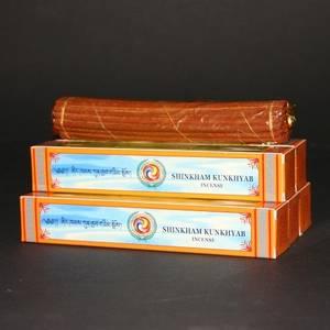 Bilde av Incense Tibetan Shingkham Kunkhyab Healing