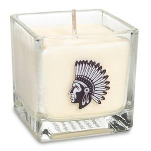 Bilde av Rapeseed wax scented candle White sage