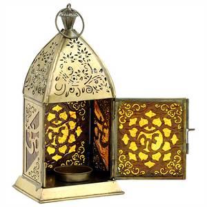 Bilde av Orientalsk OHM lotus Lanterne
