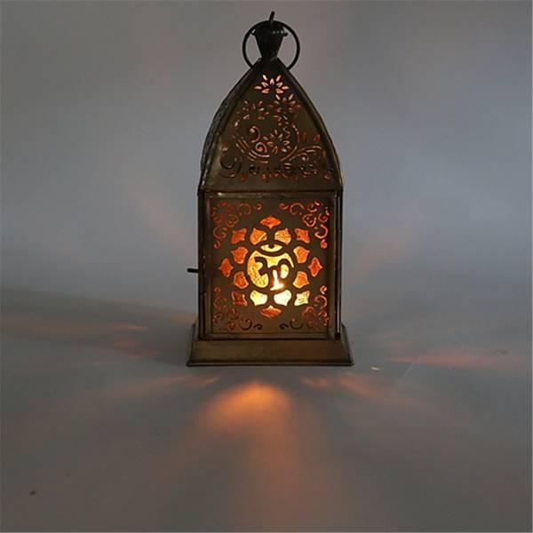 Orientalsk OHM lotus Lanterne