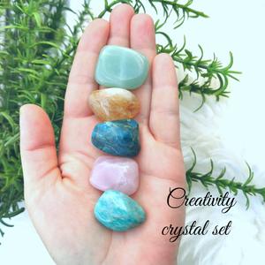 Bilde av Crystal Set for Creativity