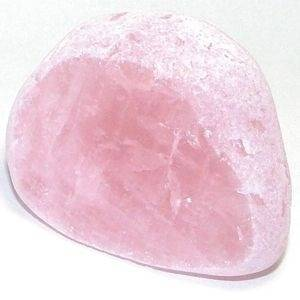 Bilde av  Rosenkvarts Emma egg/Ema stones AA quality