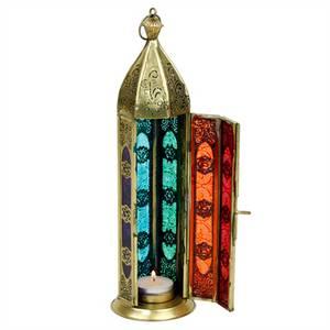Bilde av Orientalsk 7 chakras Lanterne