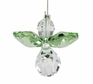 Bilde av Crystal Guardian Angel - Peridot - August