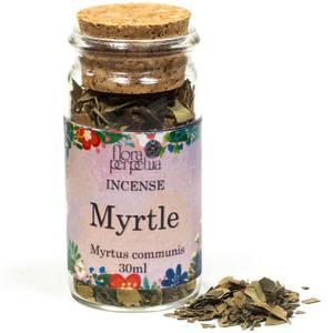 Bilde av Myrtle (leaves) herbal incense