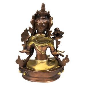 Bilde av Green Tara brass/golden medium
