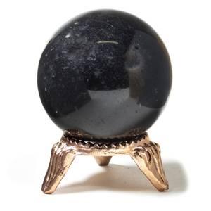 Bilde av Black tourmaline sphere 4 cm
