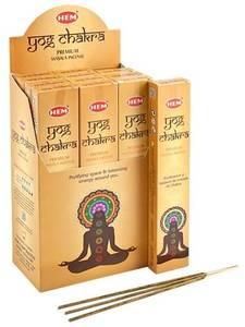 Bilde av Hem Yog Chakra Masala Incense 15 Grams