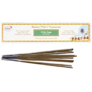 Bilde av Incense Marco Polo's Treasures White Sage