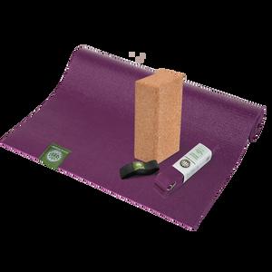 Bilde av Yoga Set - Beginner 101-lilac   YG-04-lilac