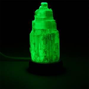 Bilde av Mini Mood Selenite Lamp white USB