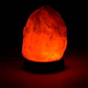 Bilde av Mini Salt Lamp orange USB + LED