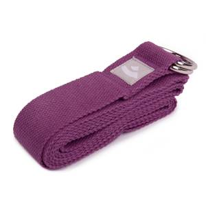 Bilde av Yoga-Set FLOW purple yoga mat, 2 yoga bricks, 1