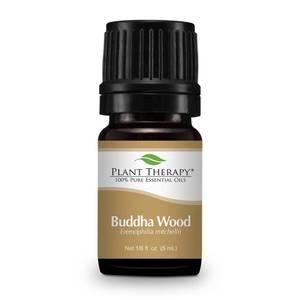 Bilde av Buddha Wood Essential Oil 5 ml - 100 % eteriske