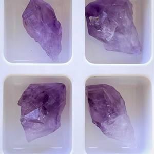 Bilde av Ametyst, krystall point S