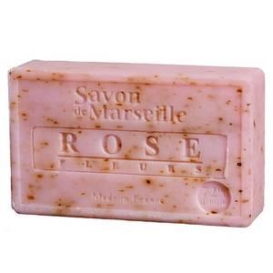 Bilde av Natural Marseille soap Rose Petals