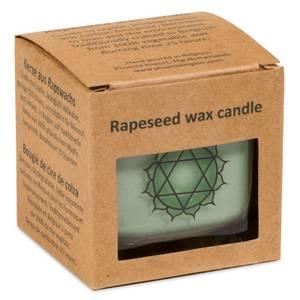 Bilde av Duftlys/Rapeseed wax scented candle 4th chakra