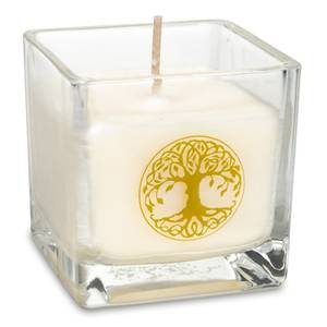 Bilde av Duftlys/Rapeseed wax scented candle Tree of life