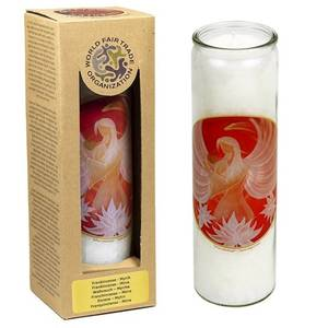 Bilde av Fragrant Candle Lotus Angel of Love