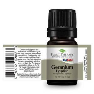 Bilde av Geranium Egyptian Essential Oil - 100 % eteriske