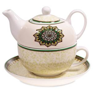 Bilde av Tea for One Mandala green