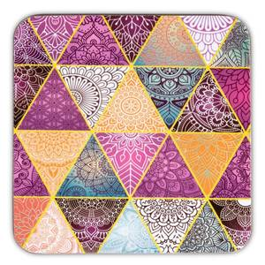 Bilde av Coasters Patchwork set of 6