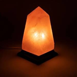 Bilde av Crystal salt lamp obelisk