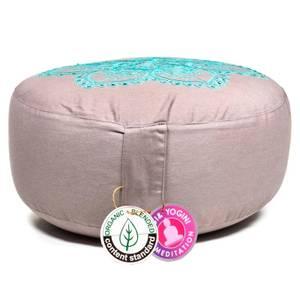 Bilde av Meditation cushion lotus organic cotton