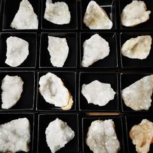 Bilde av Kvarts geode i gaveeske / Quartz Geode from
