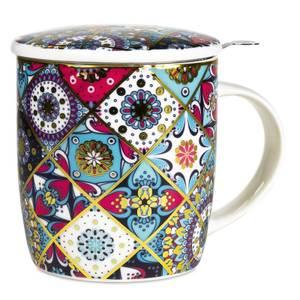 Bilde av Gift box Tea Infuser Mug Oriental