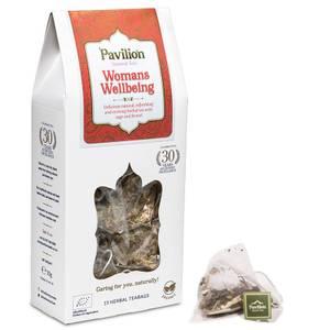Bilde av Ayurvedic herbal tea Womens Wellbeing box organic