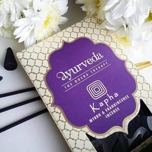 Bilde av Incense Ayurveda Myrrh & Frankincense (Kapha)