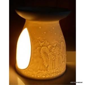 Bilde av Angel aromalampe
