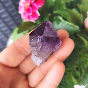 Bilde av Ametyst, krystall point M