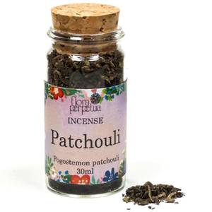 Bilde av White spice Patchouli (leaves)
