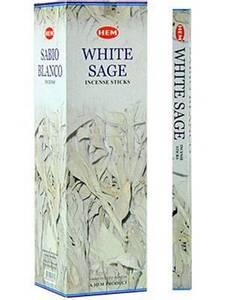 Bilde av Hem Square Pack Incense 8 gr White Sage