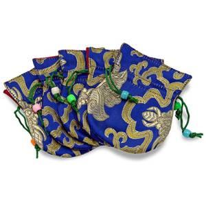 Bilde av Little Brocade Bag Blue