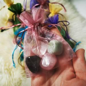 Bilde av Krystall Healing Bag -