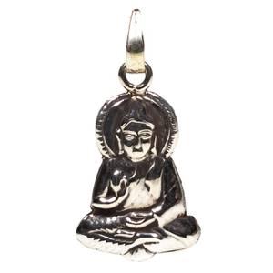 Bilde av Buddha pendant 925 silver