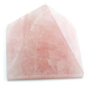 Bilde av Rosenkvarts / Rose Quartz Pyramide Stor 5-6 cm