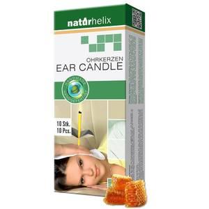 Bilde av Ear candles Natural large pack 10 pcs