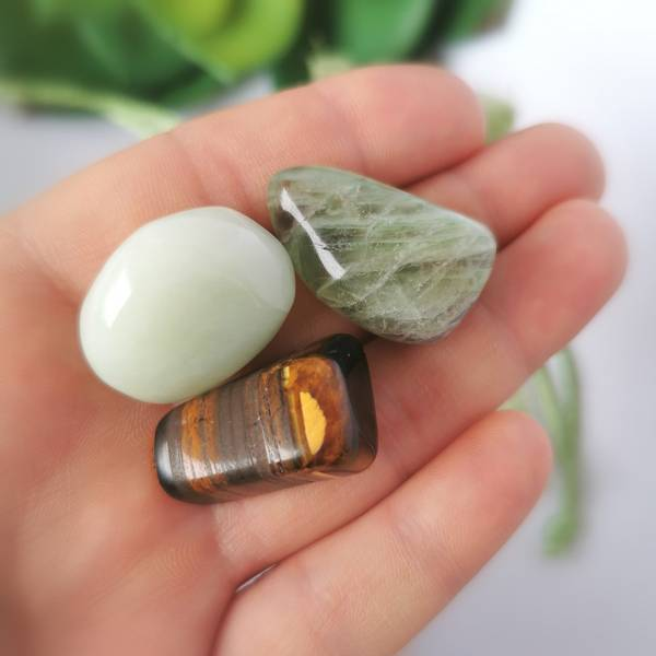 Wealth - Crystal Healing Stone Sets