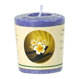 Bilde av Chill-out scented candle Sweet Dreams stearin -