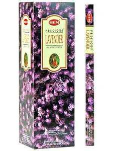 Bilde av Hem Precious Lavender Incense - 8 Stick Packs