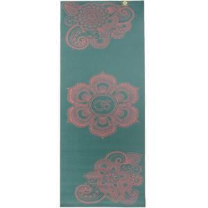 Bilde av PVC Yoga Mat Mandala 113-Petrol